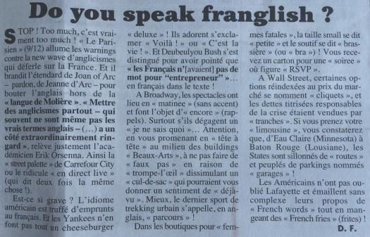 canardfranglish