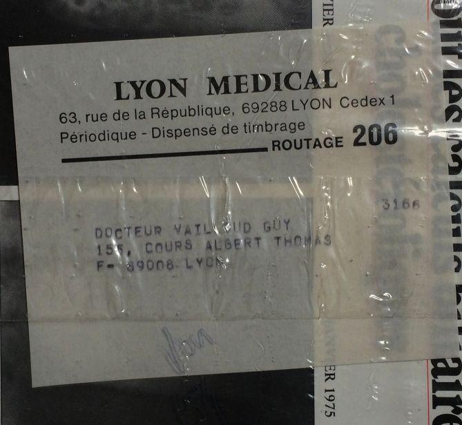Publicit s pharmaceutiques des ann es 70 4 grange blanche - Urgence grange blanche ...
