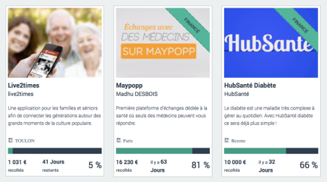 projets wellfundr