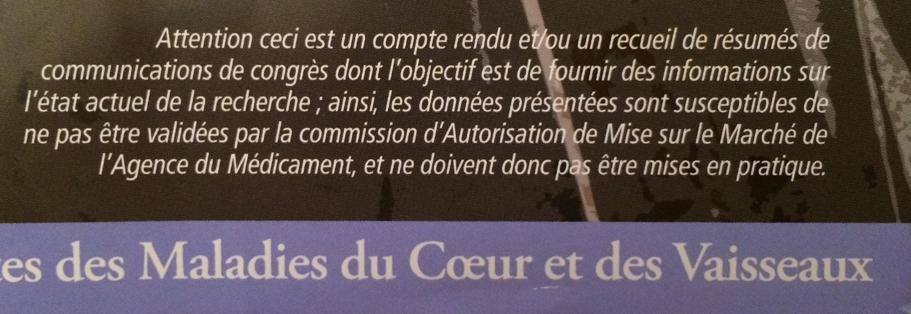 rencontres prescrire 2014 Saint-Laurent-du-Maroni